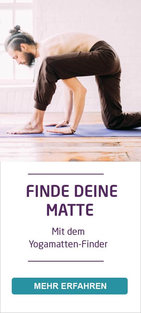 YOGISTAR Yogamatten-Test