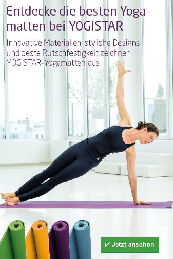 Entdecke die besten Yogamatten