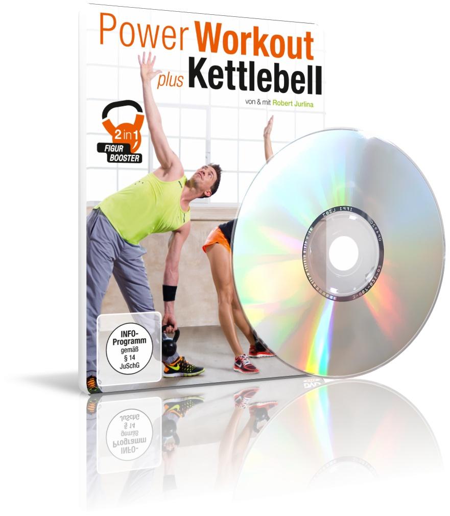 Kettlebell Workout Dvds Kettlebell Fitness Training Dvd: Power Workout Plus Kettlebell Von Robert Jurlina (DVD) Im