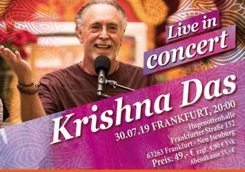Konzert Frankfurt - 30. Juli 2019