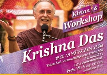 Workshop München - 28. Juli 2019