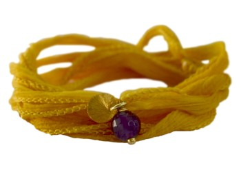 Wrap Bracelet – MyChakra Ajna