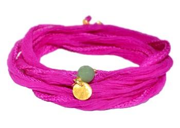 Wrap Bracelet – MyChakra Anahata