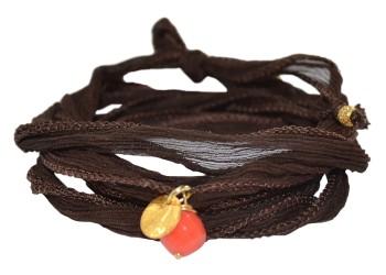 Wrap Bracelet – MyChakra Muladhara