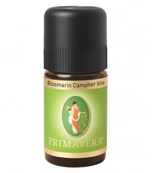 Bio demeter Rosmarin Campher, 5 ml