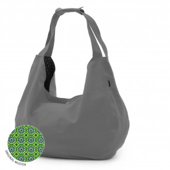 Yogatasche yogibag® active - maxi big - cotton graphite