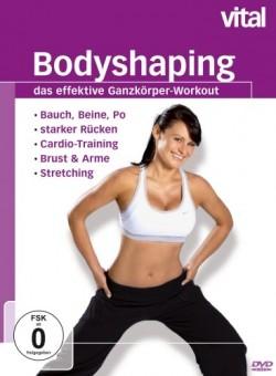 Body Shaping von Michaela Süßbauer (DVD)