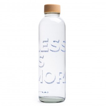 Carry-Bottle - LESS IS MORE 0,7 l
