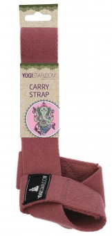 Carry Strap bordeaux