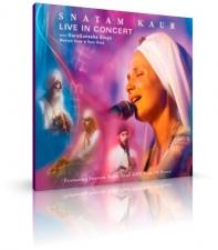 Snatam Kaur Live in Concert (CD/DVD)