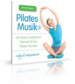 Pilates Musik 2 von Arnd Stein (CD)