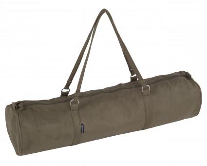 Yogatasche yogibag®  style - zip - velour - 69 cm olive
