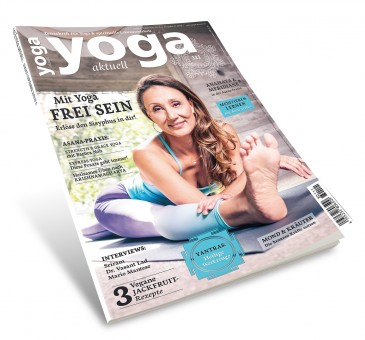 Yoga Aktuell 111 - 04/2018