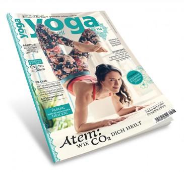 Yoga Aktuell 116 - 03/2019