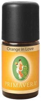 Duftmischung Orange in love (konv. Anbau), 5 ml