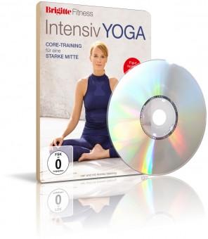 Brigitte Intensiv YOGA von und mit Annika Isterling (DVD)