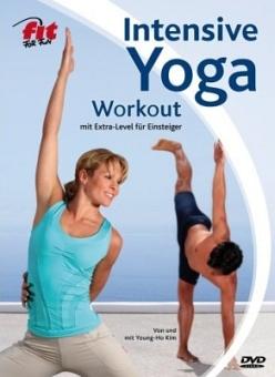 Intensive Yoga - Workout von Young-Ho Kim (DVD)