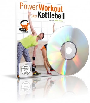 Power Workout plus Kettlebell von Robert Jurlina (DVD)