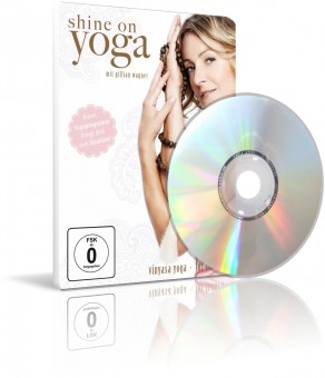 Shine on Yoga mit Gillian Wagner (DVD)