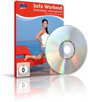 Sofa Workout von Michaela Süßbauer (DVD)