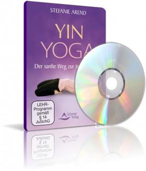 Yin Yoga - Der sanfte Weg zur inneren Mitte von Stefanie Arend (DVD)