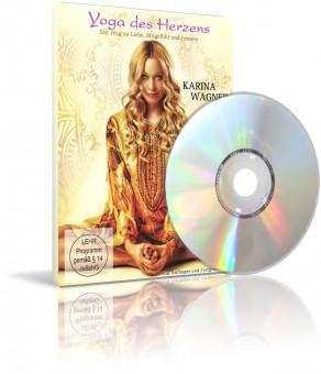 Yoga des Herzens von Karina Wagner (DVD)