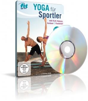 Yoga für Sportler von Annette Arndt (DVD)