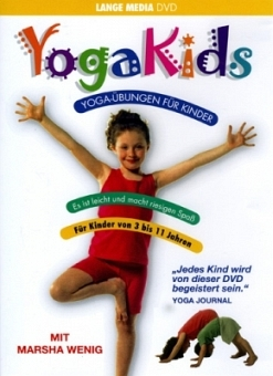 Yoga Kids von Marsha Wenig (DVD)