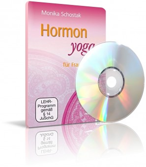 Hormon-Yoga für Frauen von Monika Schostak (DVD)