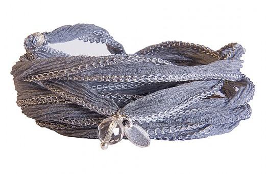Wickel-Armband - MyChakra Sahasrara