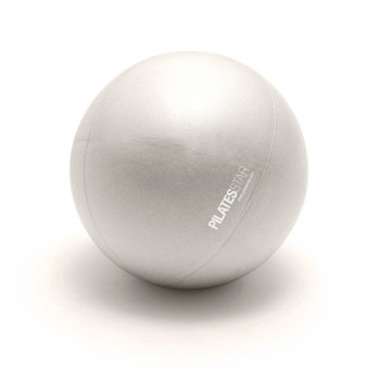Pilates Gymnastik Ball - Ø 23 cm weiß
