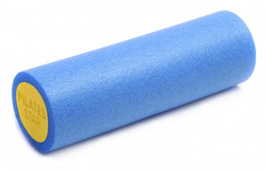 Faszienrolle / Pilatesrolle - 45cm blue / yellow