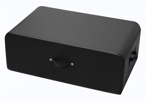 Sitting Box - schwarz - runde Ausführung
