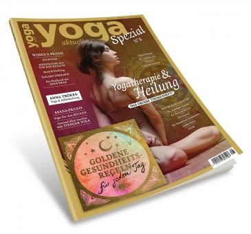 Yoga Aktuell Spezial Nr. 8 - Yogatherapie und Heilung