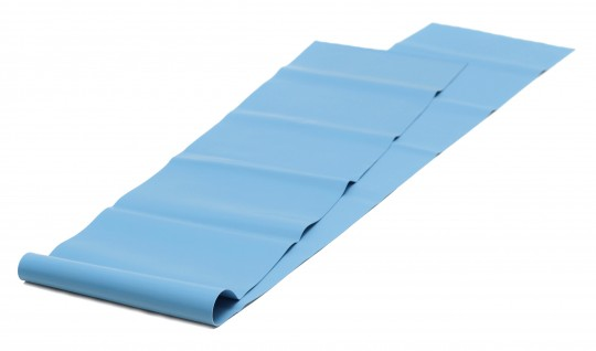 Pilates Stretchband Blue - Strong