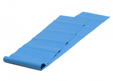 Pilates Stretchband - latexfrei Blue - Strong
