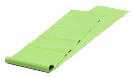 Pilates Stretchband Green - Soft