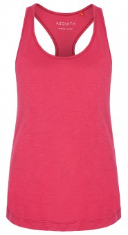 "Yoga-Tank-Top ""Warrior Racer"" - rose L"