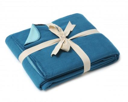 Yogadecke yogiblanket harmony blue
