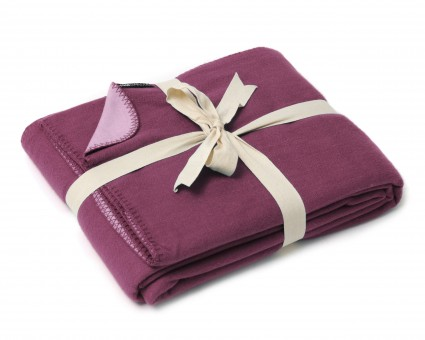 Yogablanket harmony purple