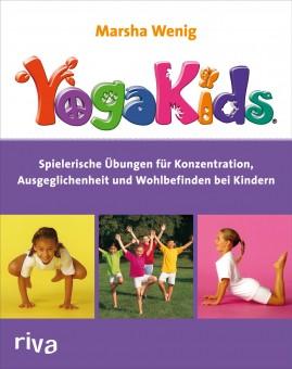Yoga Kids von Marsha Wenig