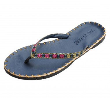 Yoga-Sandalen - navy blue