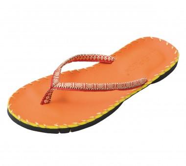 Yoga sandals - orange 41