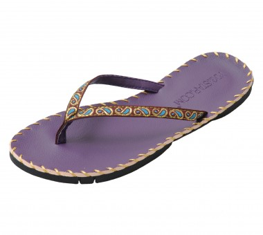 Yoga-Sandalen - purple 38