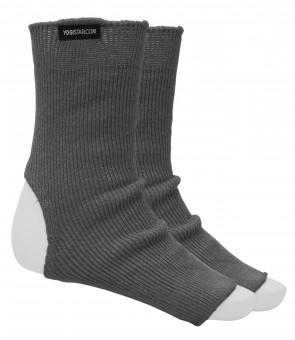 Yoga socks graphit - Baumwolle