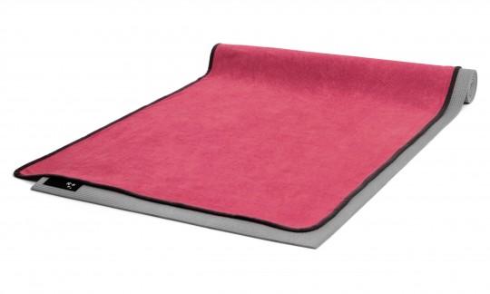 Yogatuch yogitowel® red