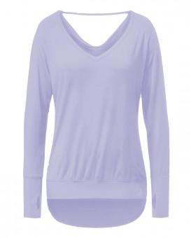 Yoga-Shirt - pearl