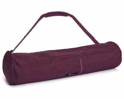 Yoga carrybag basic - zip - extra big - nylon - 109 cm