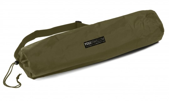 Yoga carrybag yogibag 'Basic' nylon olive