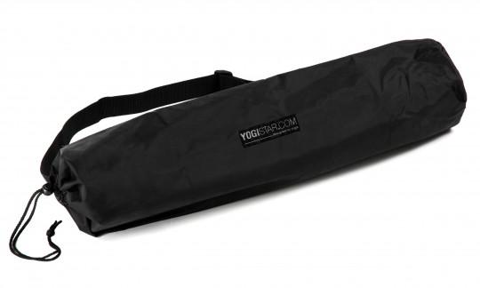 Yogatasche yogibag® basic - nylon - 65 cm black - 70 cm